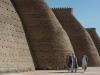 Buchara, Festungsmauer des  Ark - ©M.Rupf
