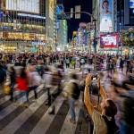 Shibuya Crossing in Tokio von Martin Steeb